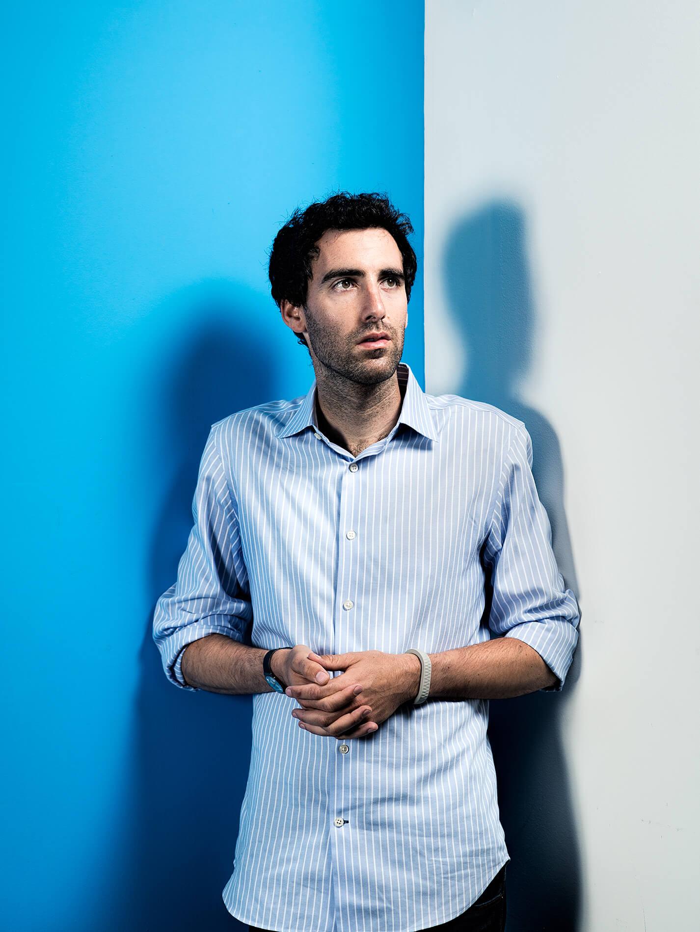 Portrait of Anthony Goldbloom