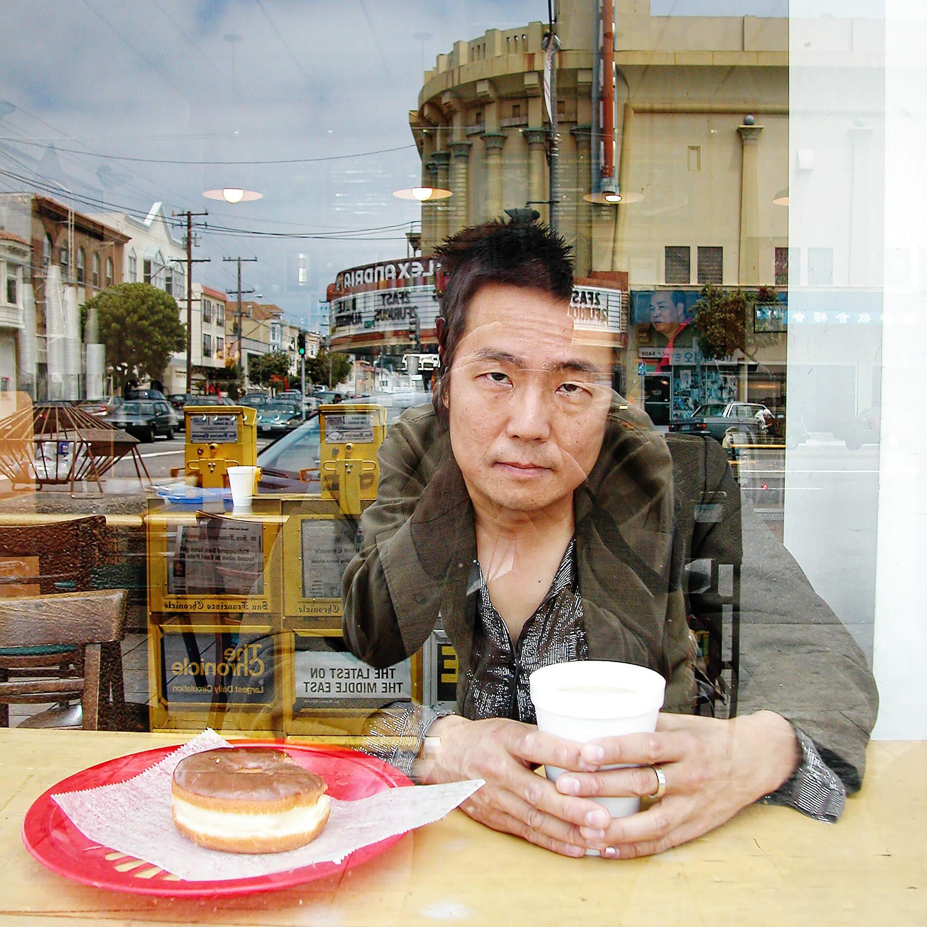 Filmmaker Jon Moritsugu