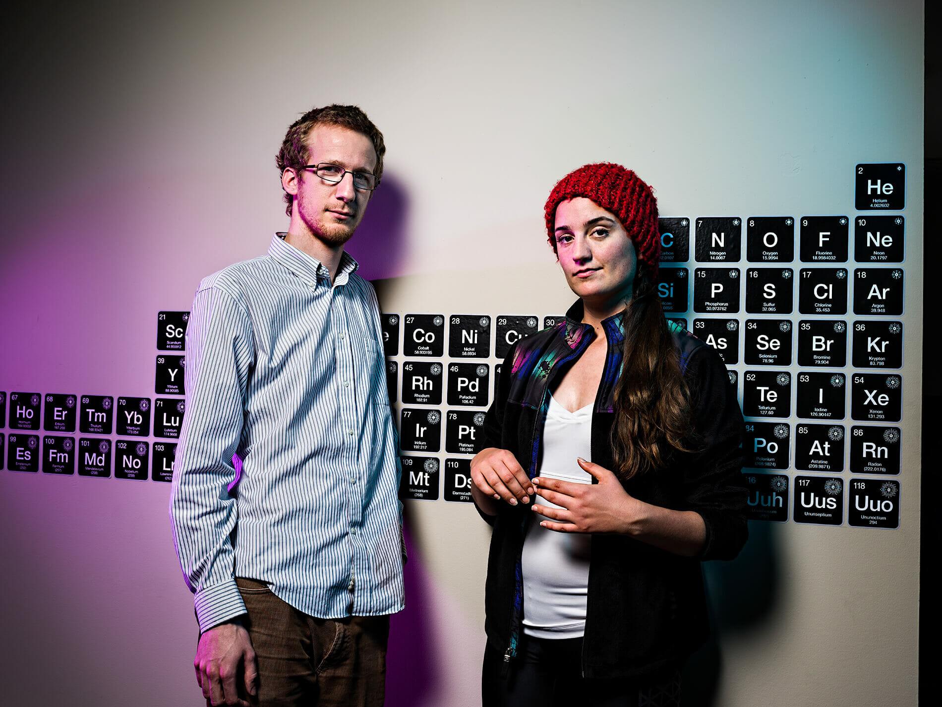Alex Neckelmann & Jennifer Kaehms of Bioloop