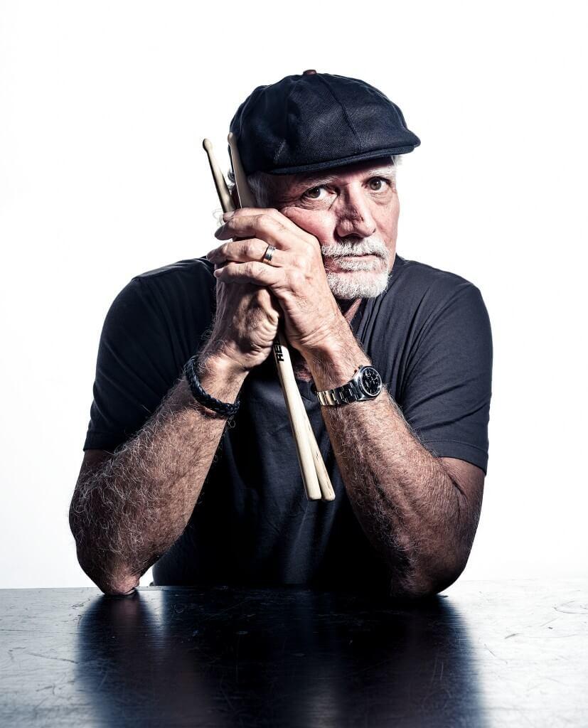 Bill Kreutzmann, drummer of the Grateful Dead