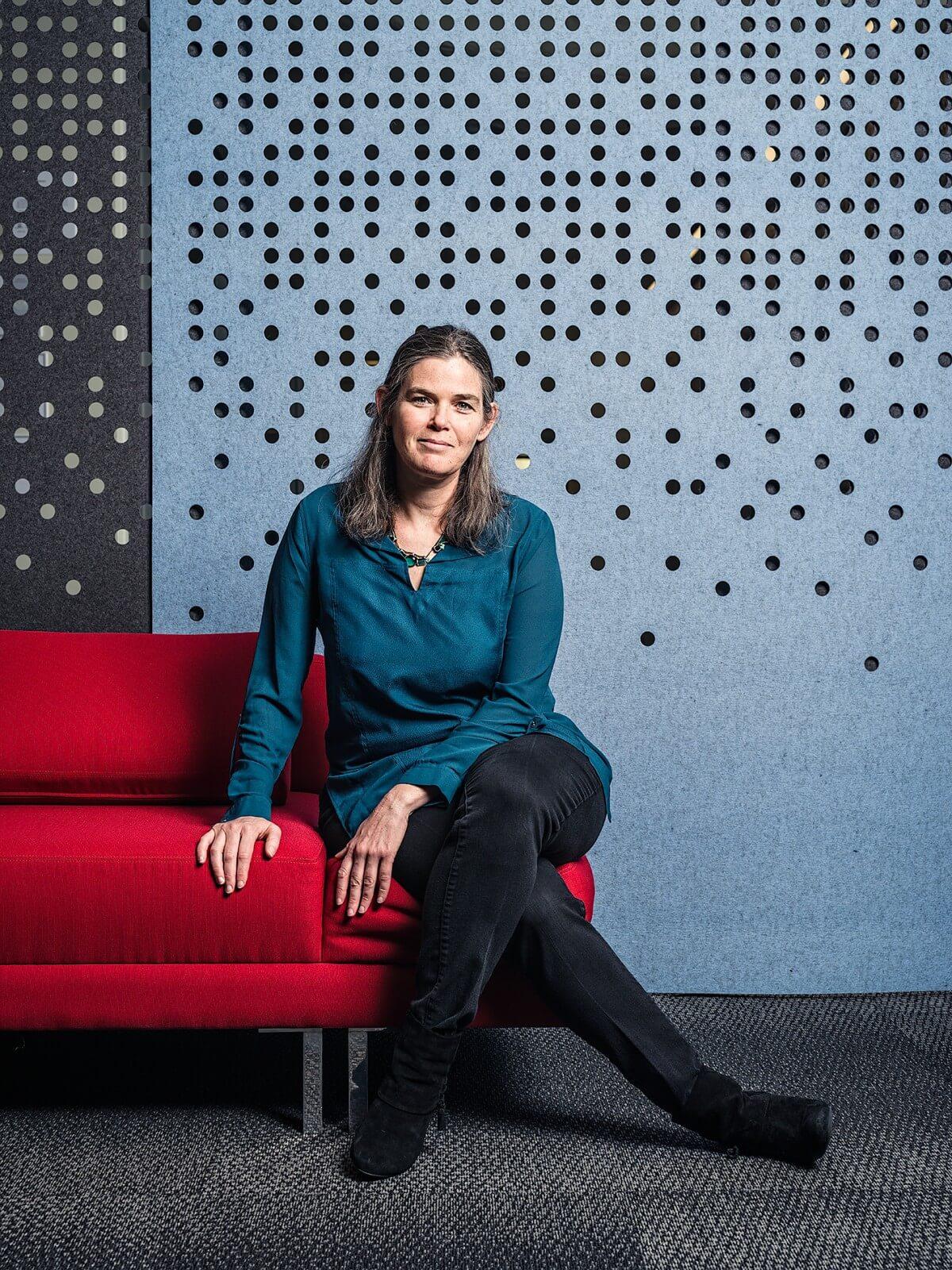 Daphne Koller at Coursera