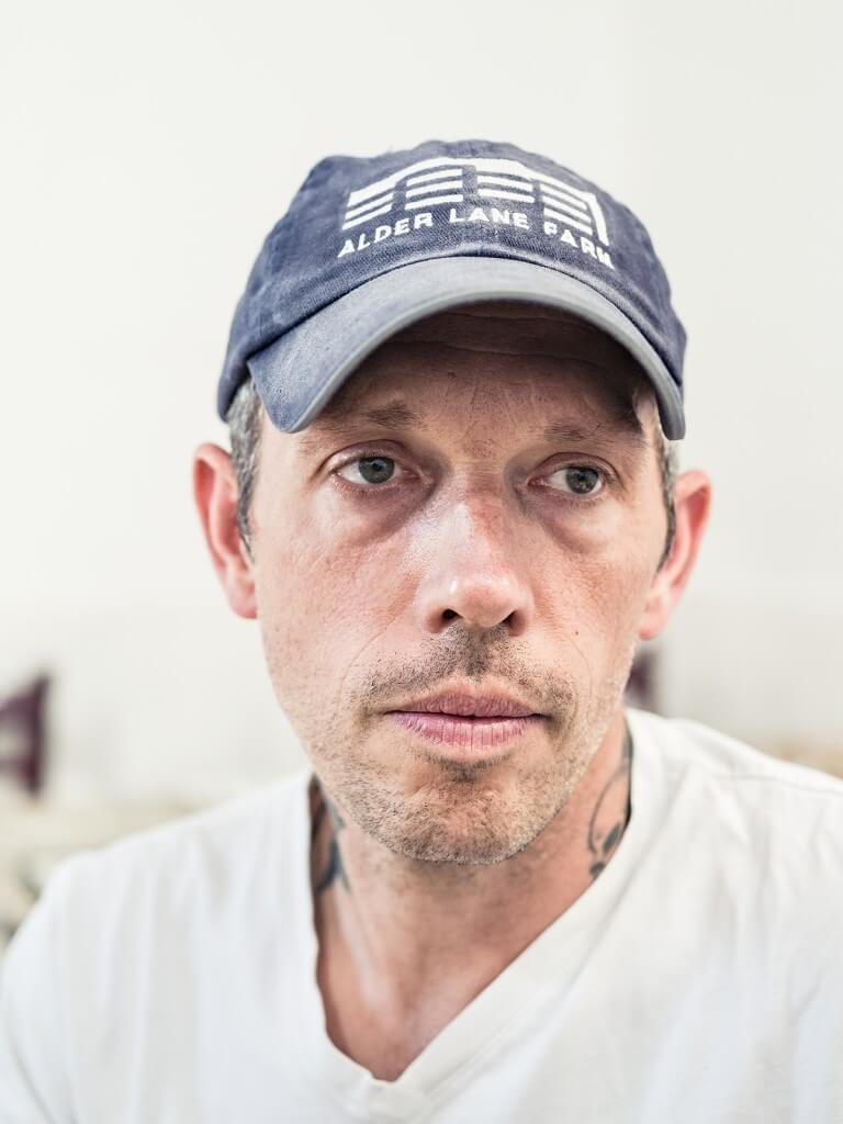 Portrait of Anthony Mangieri