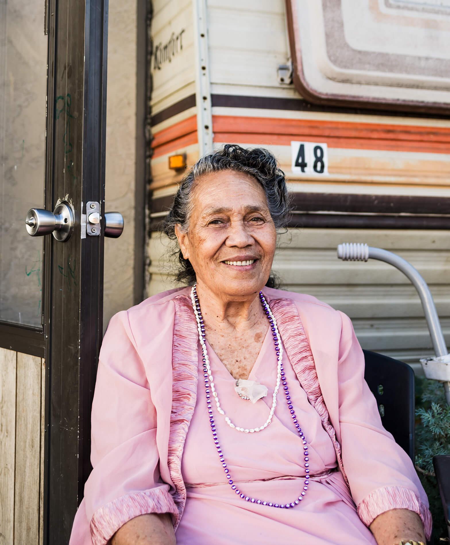 Resident of Buena Vista