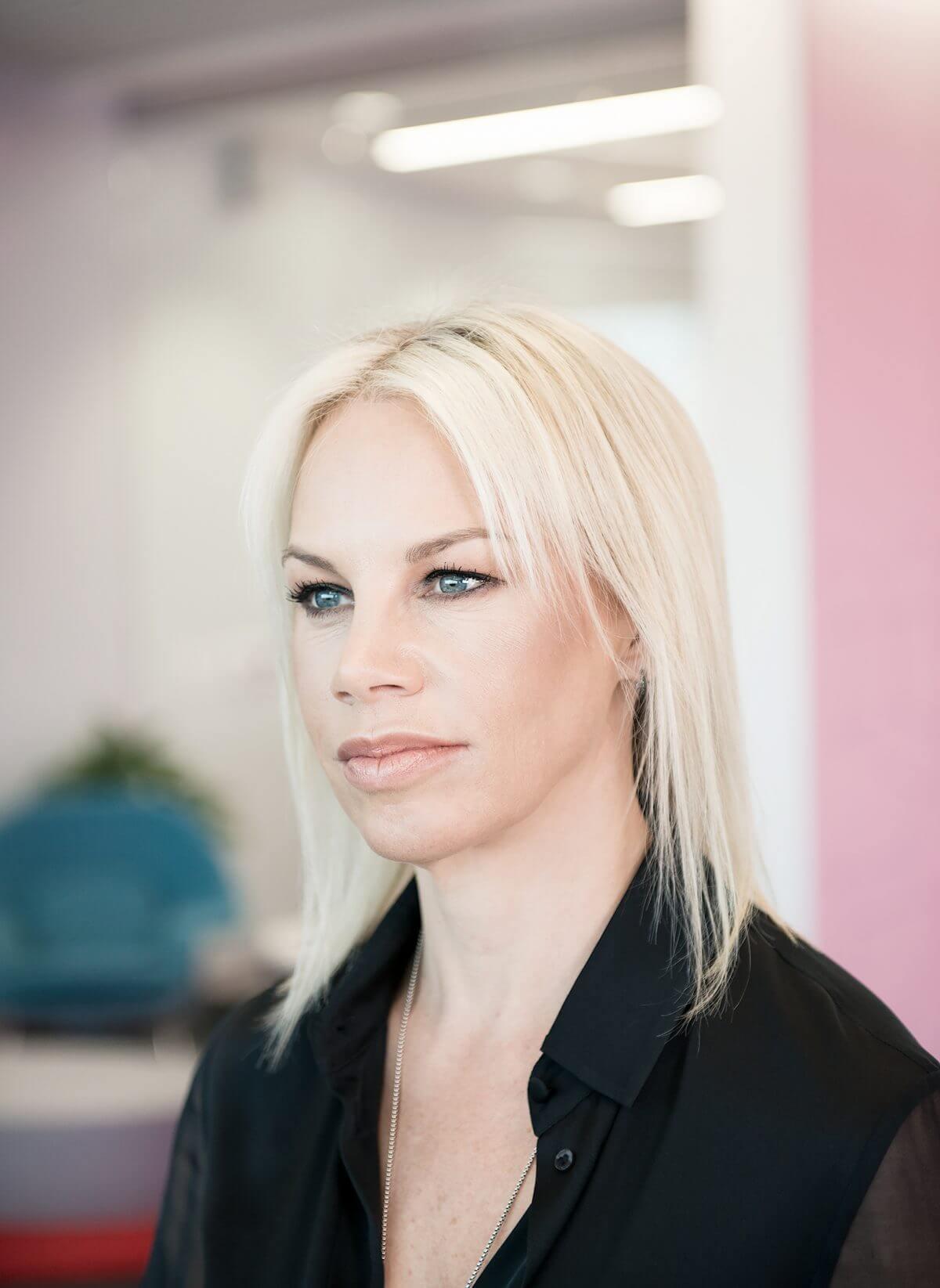 Melinda Richter, head of Johnson & Johnson Innovation Labs