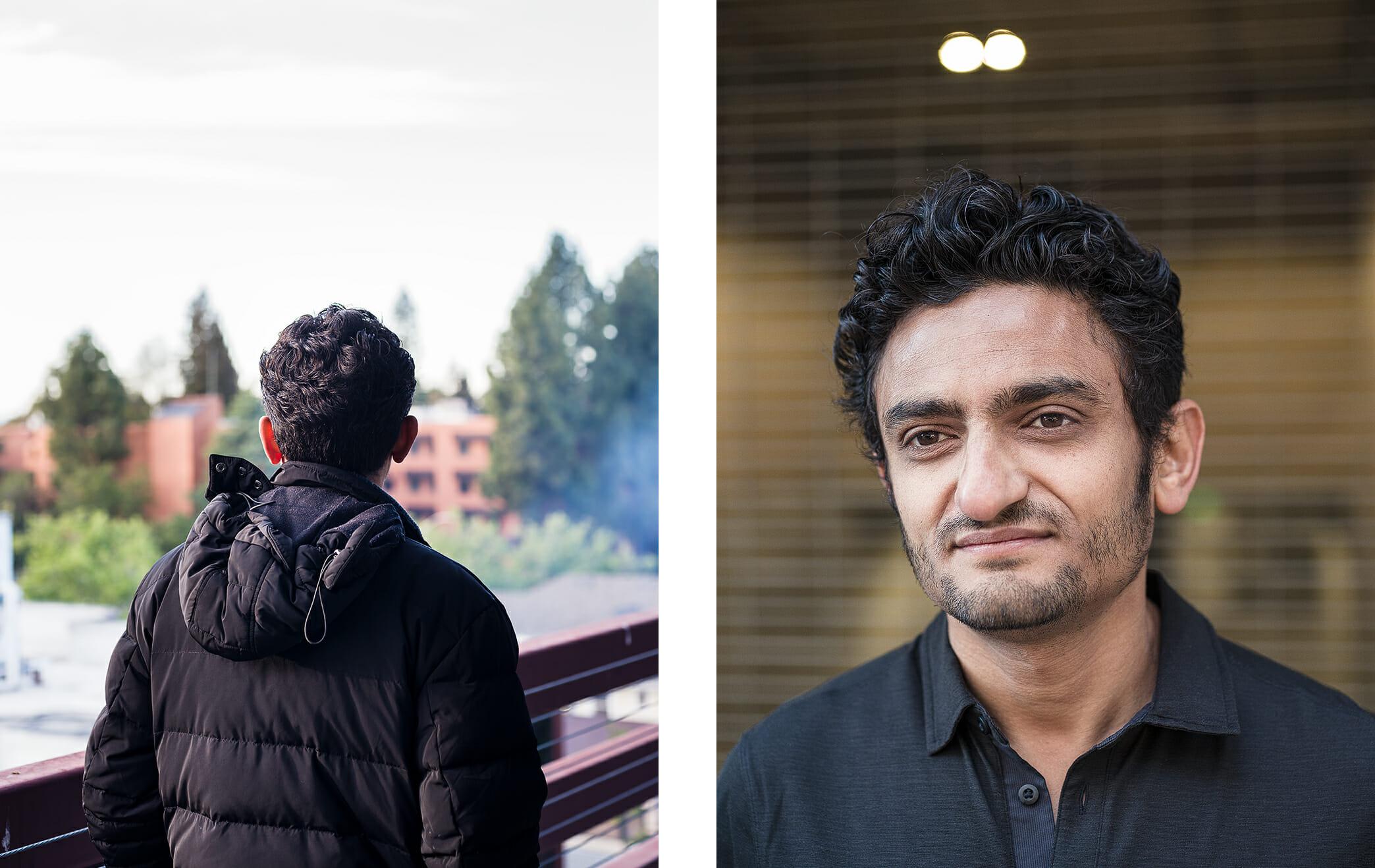 Portrait of Wael Ghonim