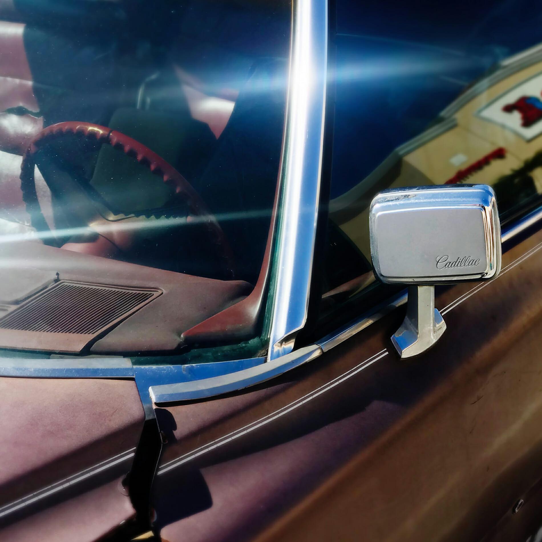 Cadillac mirror