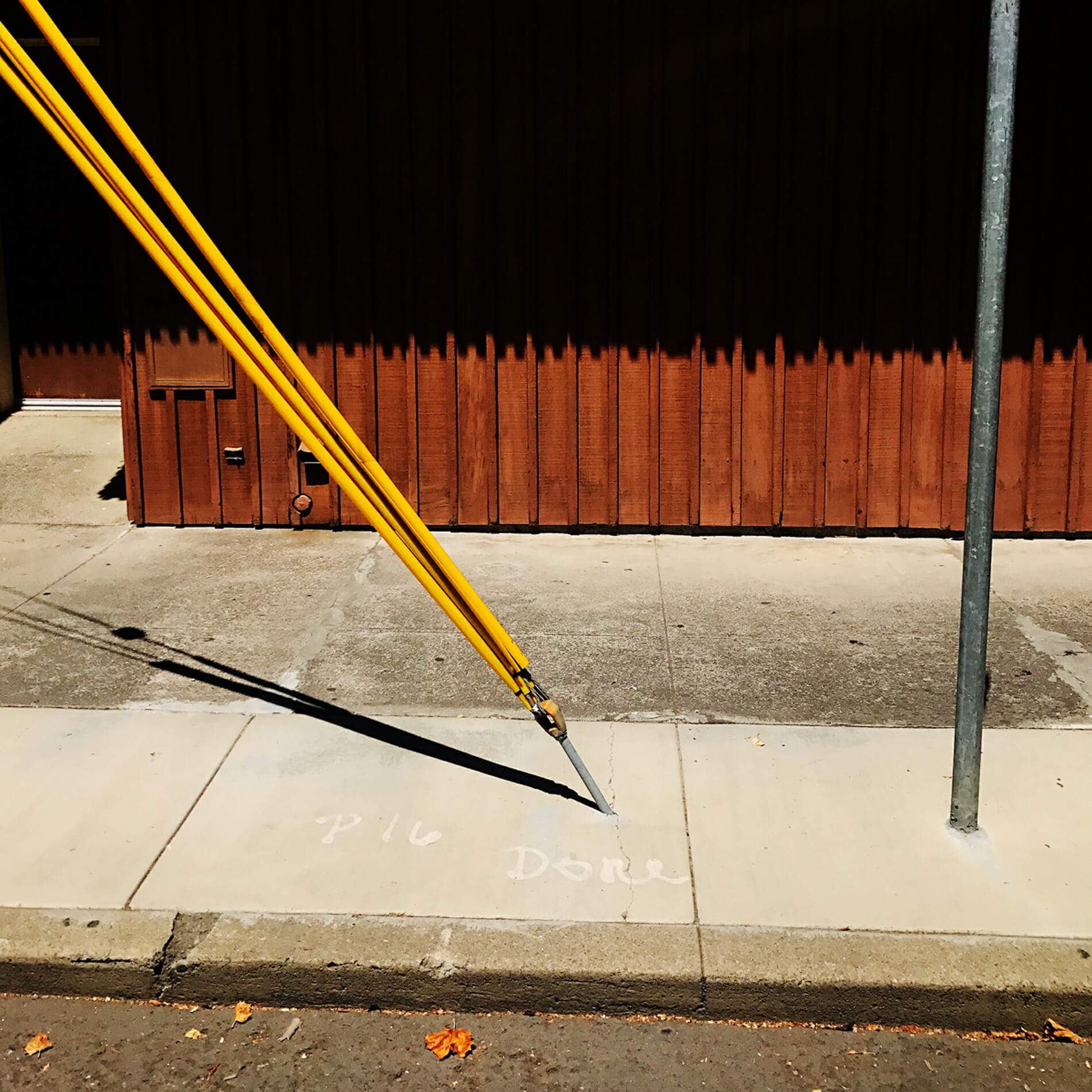 Sidewalk Calistoga