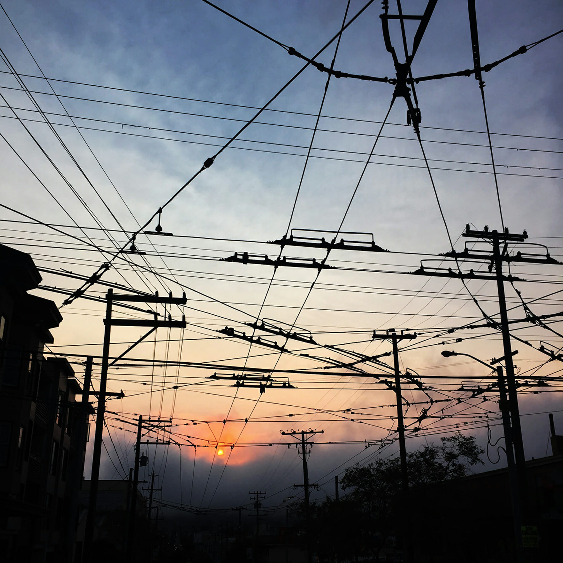 bus power lines