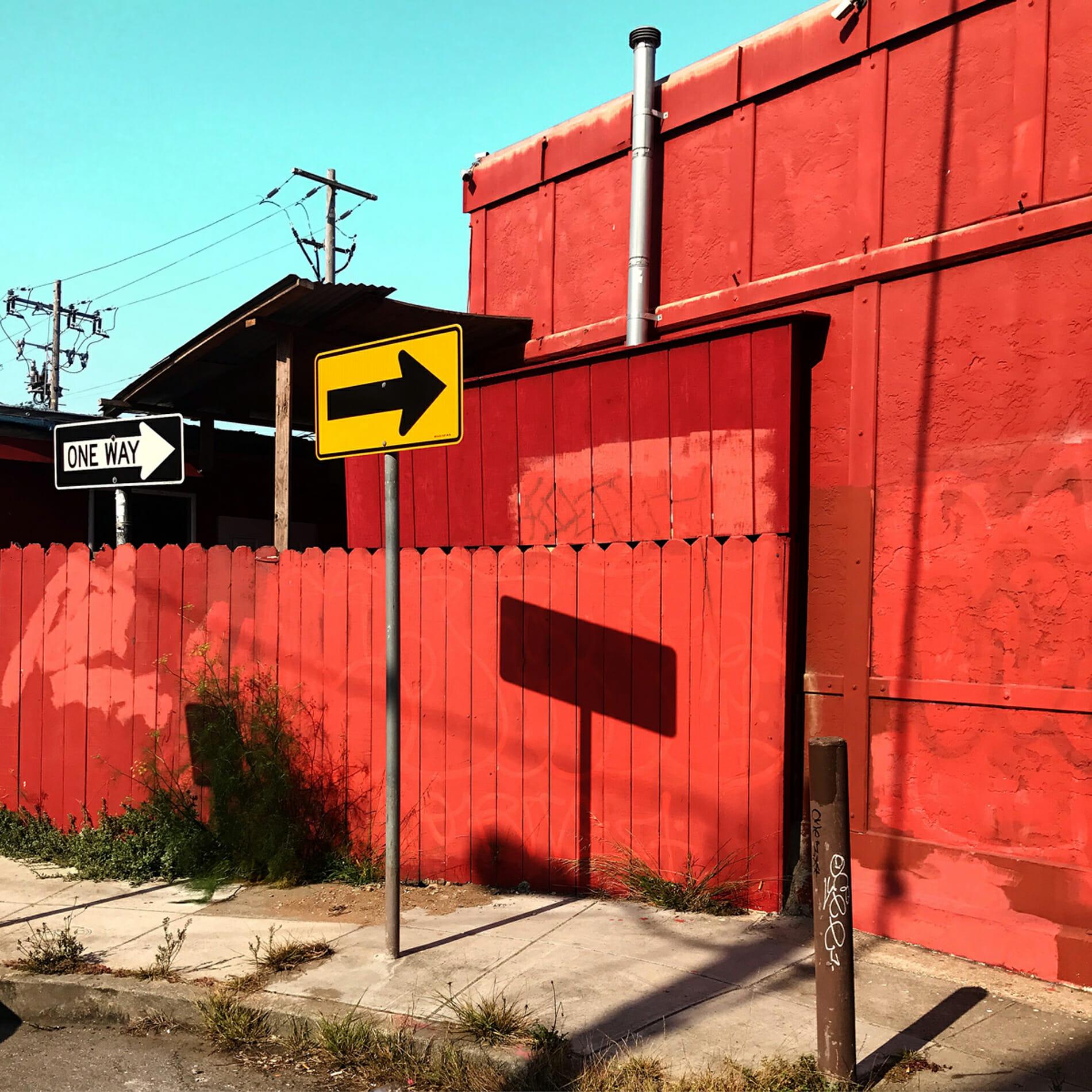 red wall graffiti buff