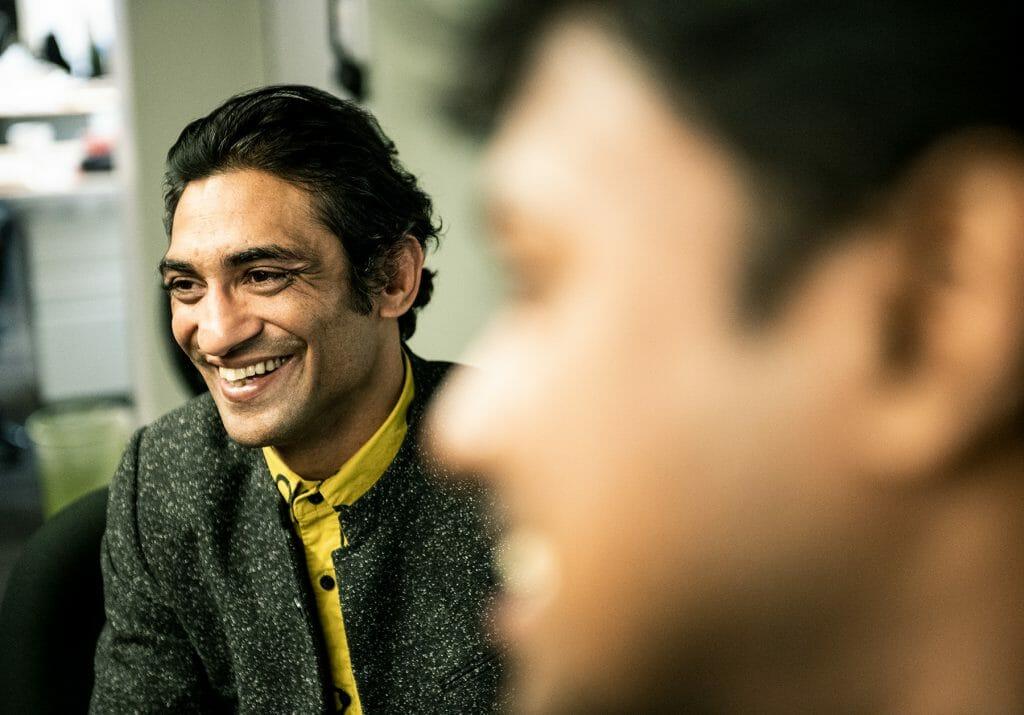 Arvind Gupta at IndieBio