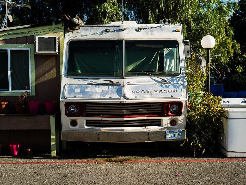RV at Buena Vista Mobile Home Park