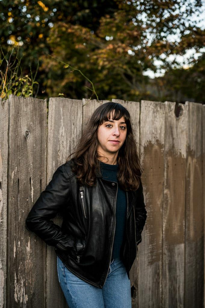 Author Anna Wiener